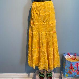 🍒3/$30 Cotton midi skirt